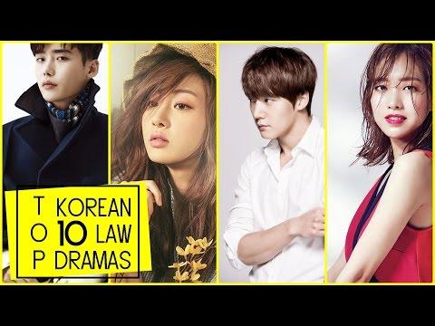 Top 10 Korean Law Dramas