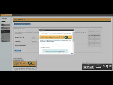 How to install a WHM cPanel server in the cloud - the EASY way!