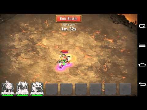 Castle Clash - Boss 3 ( Champ, PD, Druid )