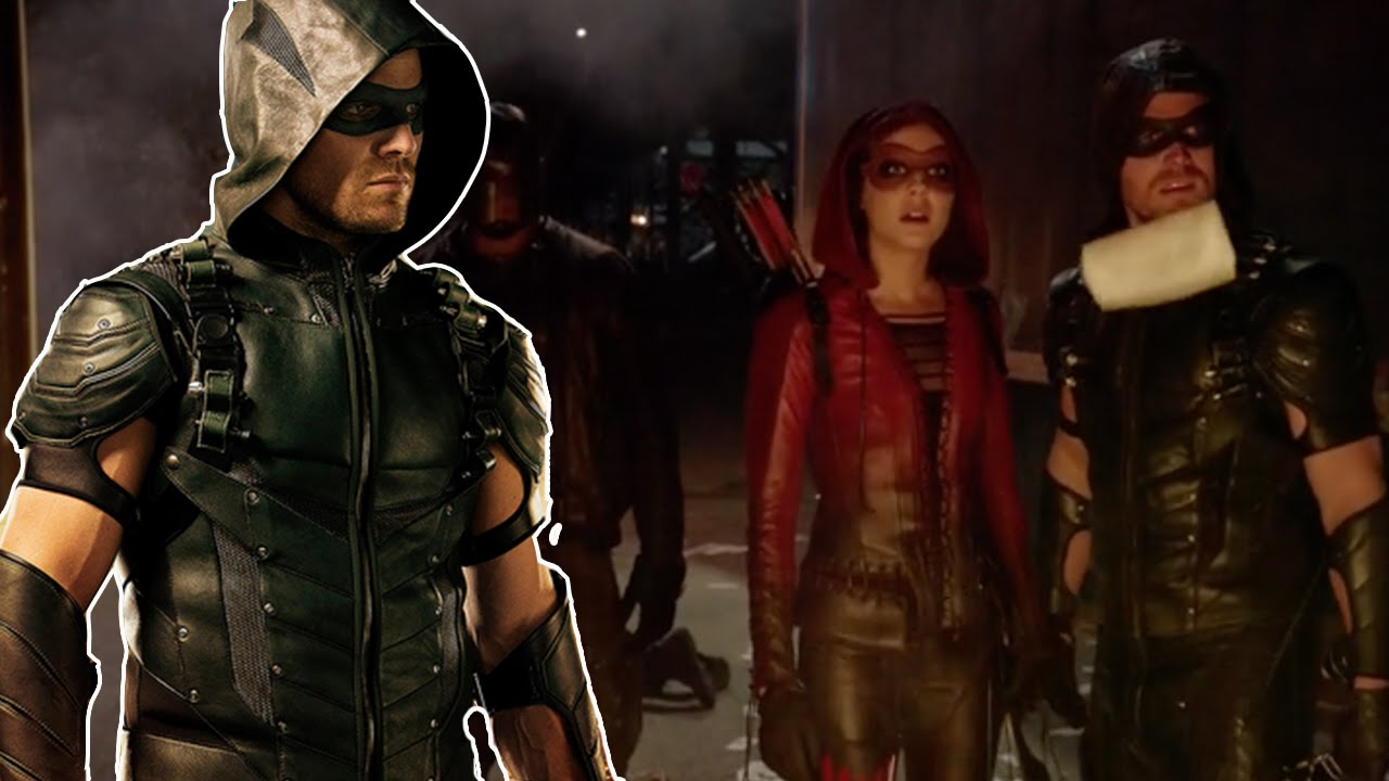 """Download Arrow Season 4 Episode 7 """"Brotherhood"""" Review and Easter Eggs!"""