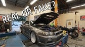 HOW TO TELL IF A R34 GTR IS FAKE!
