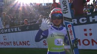法國夏季跳台滑雪世界盃 日本女子奪冠季 高梨沙羅 検索動画 11