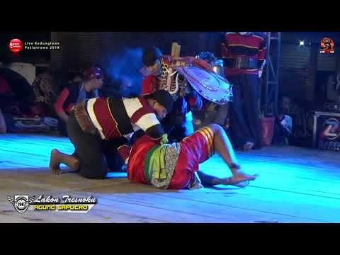 Lagu Jaranan LAKON TRESNOKU Versi AGUNG SAPUTRO Live Kedunglawe 2018