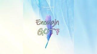 [VOSTFR] GOT7 | Enough