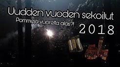 Uudenvuoden sekoilut 2017-2018
