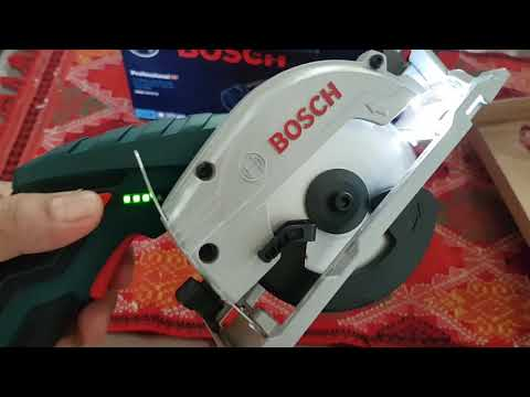 Bosch GKS 12 V-LI Portable Circular Saw Review And Testing