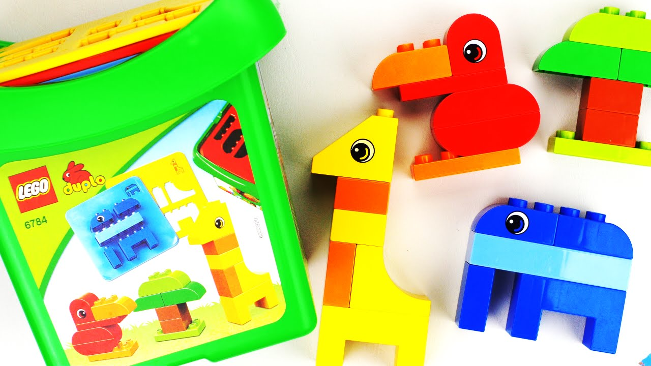 Lego Duplo Animals Youtube