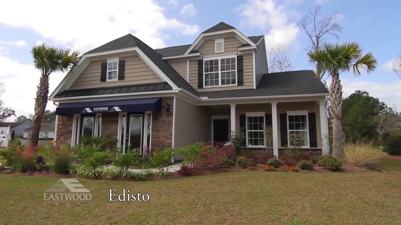 new homes in charleston sc the edisto by eastwood homes youtube new homes in charleston sc the edisto by eastwood homes
