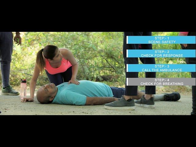 G1 Health Video Series| First Aid : CPR | English