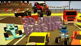 3D ARENA RACING GAME WALKTHROUGH
