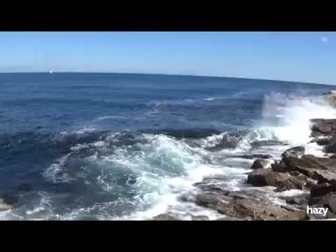 coast guard training off halifax