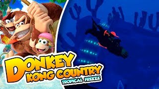 ¡Que me ahogo! - #15 - Donkey Kong Country Tropical Freeze (Switch) DSimphony