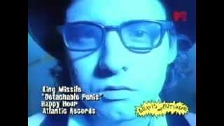 Beavis & Butthead / King Missile - Detachable Penis