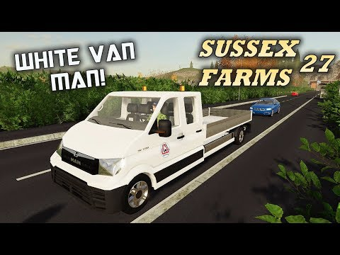 SUSSEX FARMS - SEASONS - Ep 27 Farming Simulator 19 PS4 Let's Play FS19.