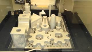 Прототипирование на 3d принтере(Узрите мощь новых технологий! Прототипирование деталей на 3d принтере, Центральное Конструкторское Бюро..., 2013-12-02T06:30:51.000Z)