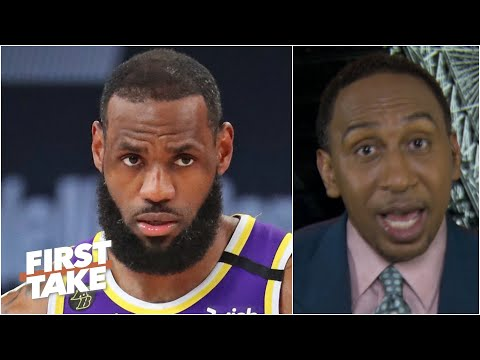 LeBron's legacy will take a 'devastating hit' if he loses his 7th Finals - Stephen A. | First Take