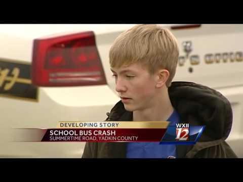 Yadkin County school bus crash: Team coverage