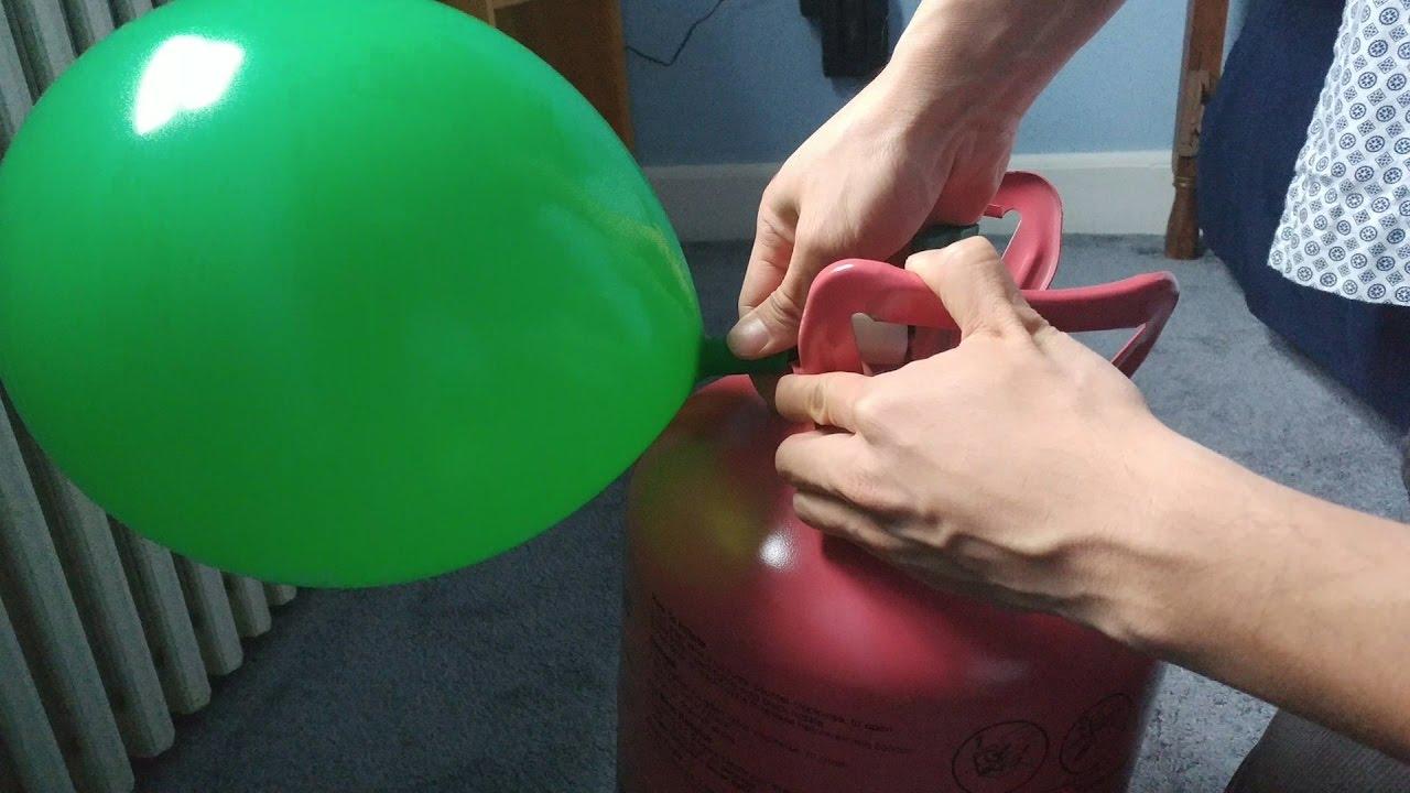 Balloon Time Standard Helium Tank Kit Review