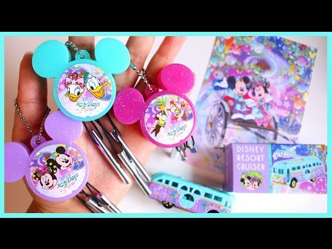 Tokyo Disney Star Festival Haul | Toy Capsules and MORE! [Tanabata/七夕]