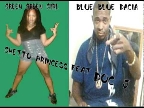 GHETTO PRINCESS feat DOC J_PA CODER NOU