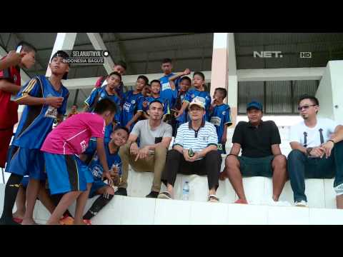 NET Sport - Indonesia Soccer Legend - Ferry Rotinsulu