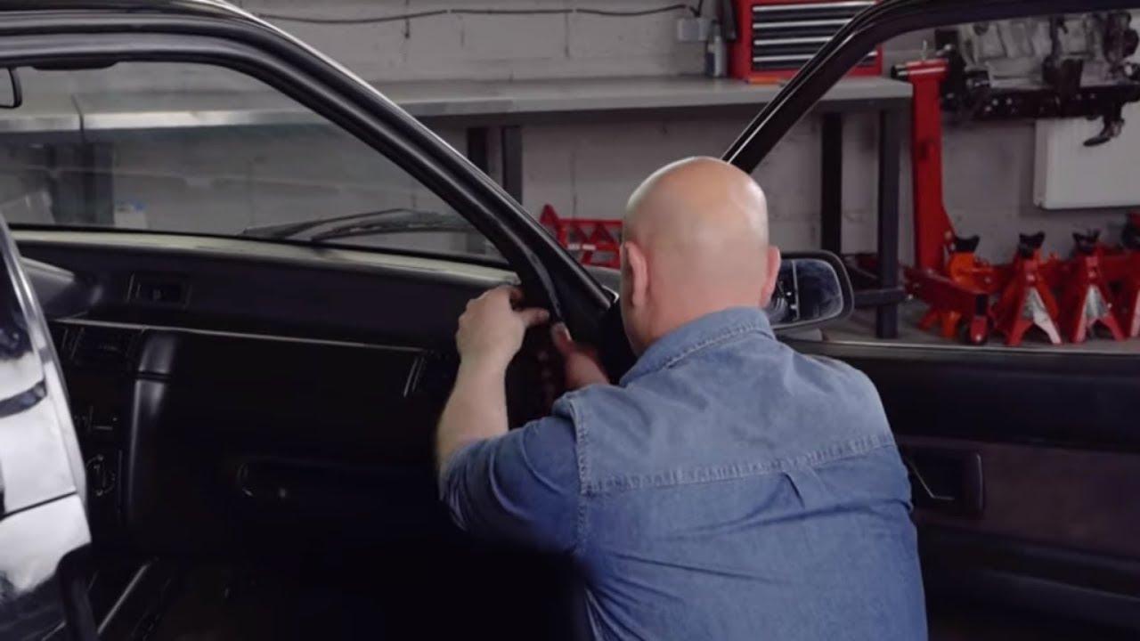 Proste Rozwiazanie Na Gwizdzace Uszczelki W Samochodzie 101 Napraw Youtube