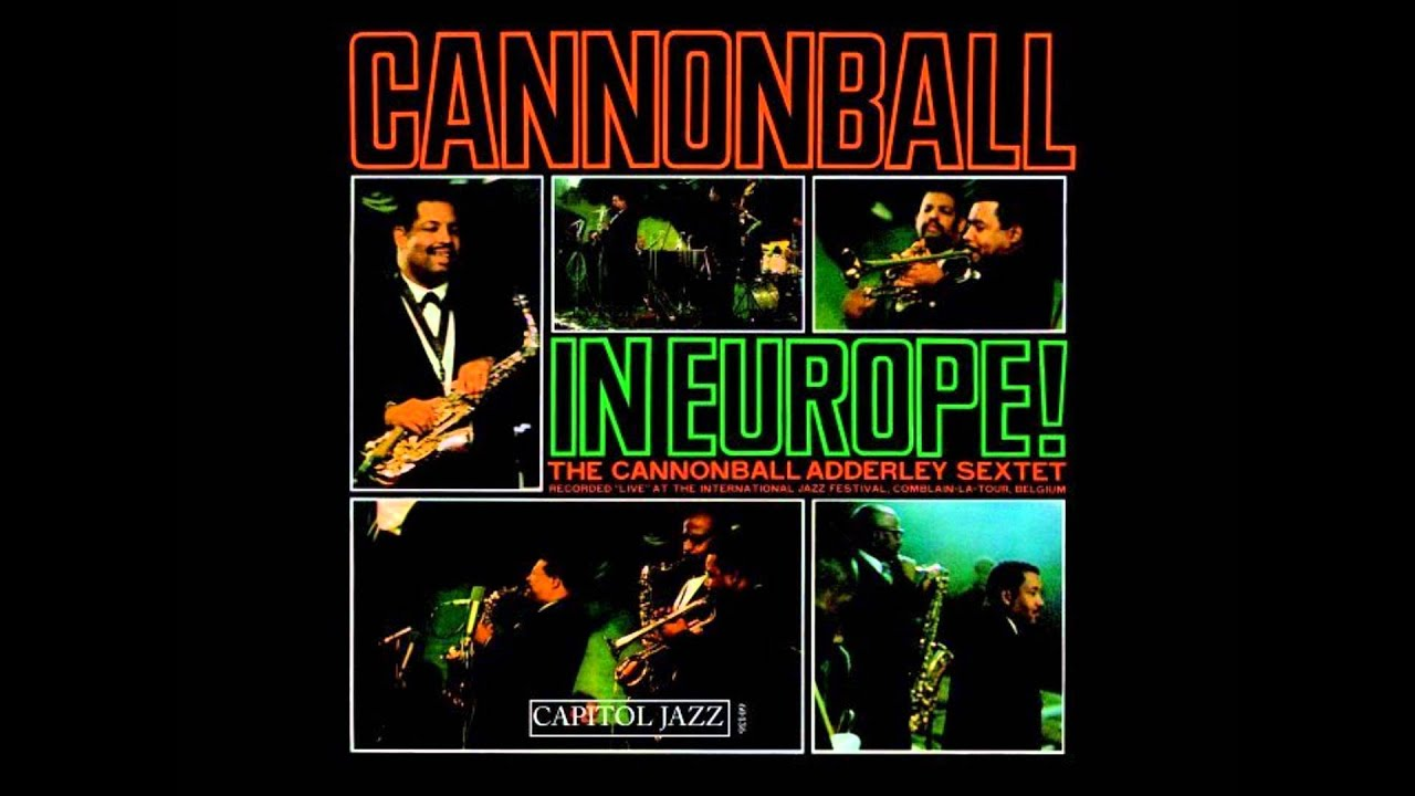 Cannonball Adderley Cannonball Adderleys Fiddler On The Roof
