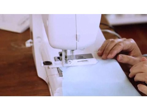 How To Sew A Machine Buttonhole Sewing Lessons YouTube Enchanting How To Make Buttonholes On Sewing Machine