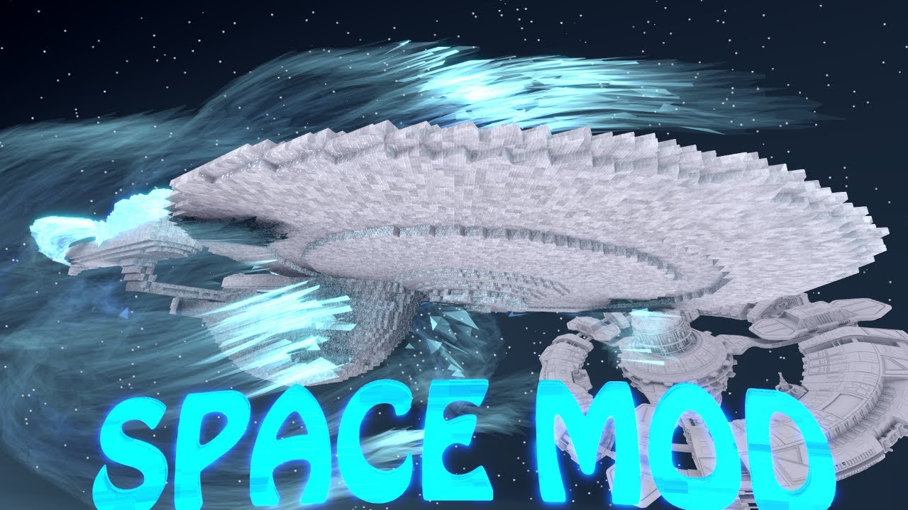 minecraft space mod 1.7.10