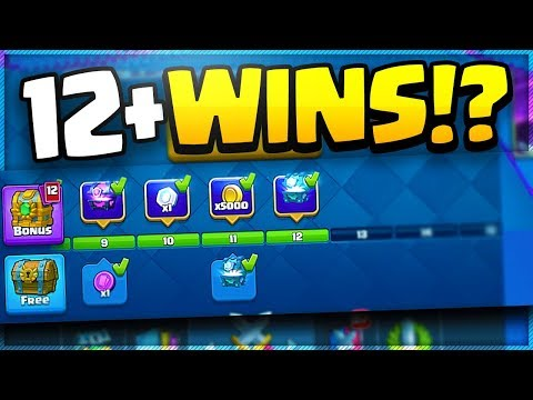 How I FINALLY broke my personal BEST Global Tournament in Clash Royale!
