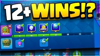 how i finally broke my personal best global tournament in clash royale