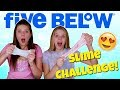 SLIME CHALLENGE AT FIVE BELOW Taylor And Vanessa mp3