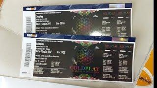 Tutorial come comprare i biglietti su Ticketone - Biglietti Coldplay