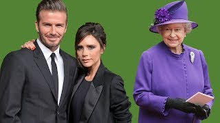 How David and Victoria Beckham became wealthier than the Queen?