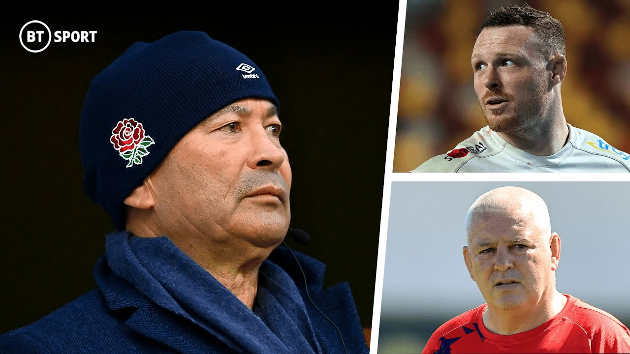 Why doesn't Eddie Jones select Sam Simmonds? The England head coach answers YOUR questions!