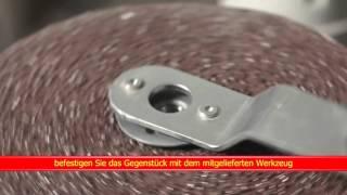 Kurzfilm Polierschleifer