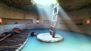 Build Most Amazing Secret Underground House And Swimming Pool