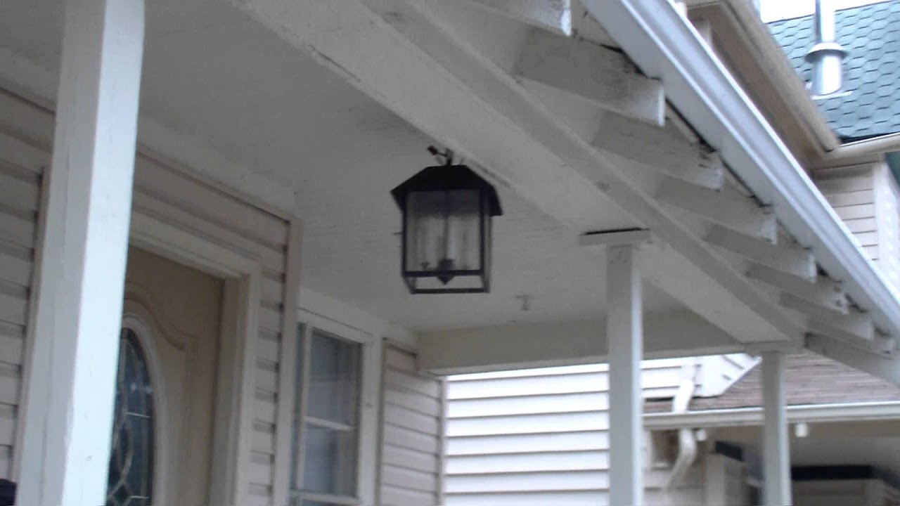Front Porch Soffit And Ceiling Zendejas Youtube