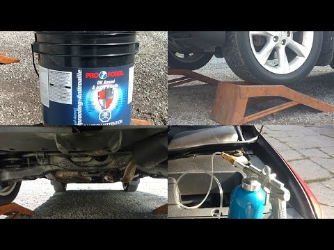How To Undercoat Your Car At Home Rust Prevention