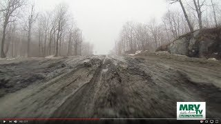 Mud Season in February?
