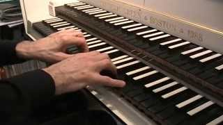 Prelude and Fugue No. 1 in C major BWV 846, from WTC Book 1, J.S. Bach, played on the harpsichord