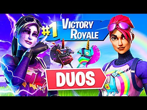 Dark Bomber & Bright Bomber Duos! *Pro Fortnite Player* // 1,500 Wins  // Fortnite Live Gameplay