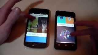 Samsung Galaxy Star Advance vs Lenovo A319 (HD)
