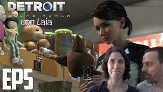 Video de ¿Y SI LA NORMA ES INJUSTA? | Detroit: Become Human con Laia (Ep 5)
