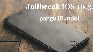 [OUT NOW] Get Cydia Jailbreak Tweaks By Jailbreaking iOS 10.3.2 Pangu Untethered iOS 10 Jailbreak!