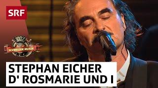 Stephan Eicher mit d