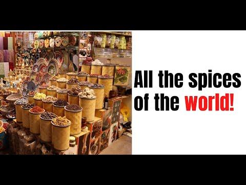 Discover the Spice Souk In Dubai
