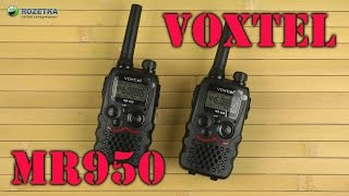 распаковка Voxtel MR950