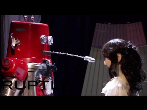 First ever robot