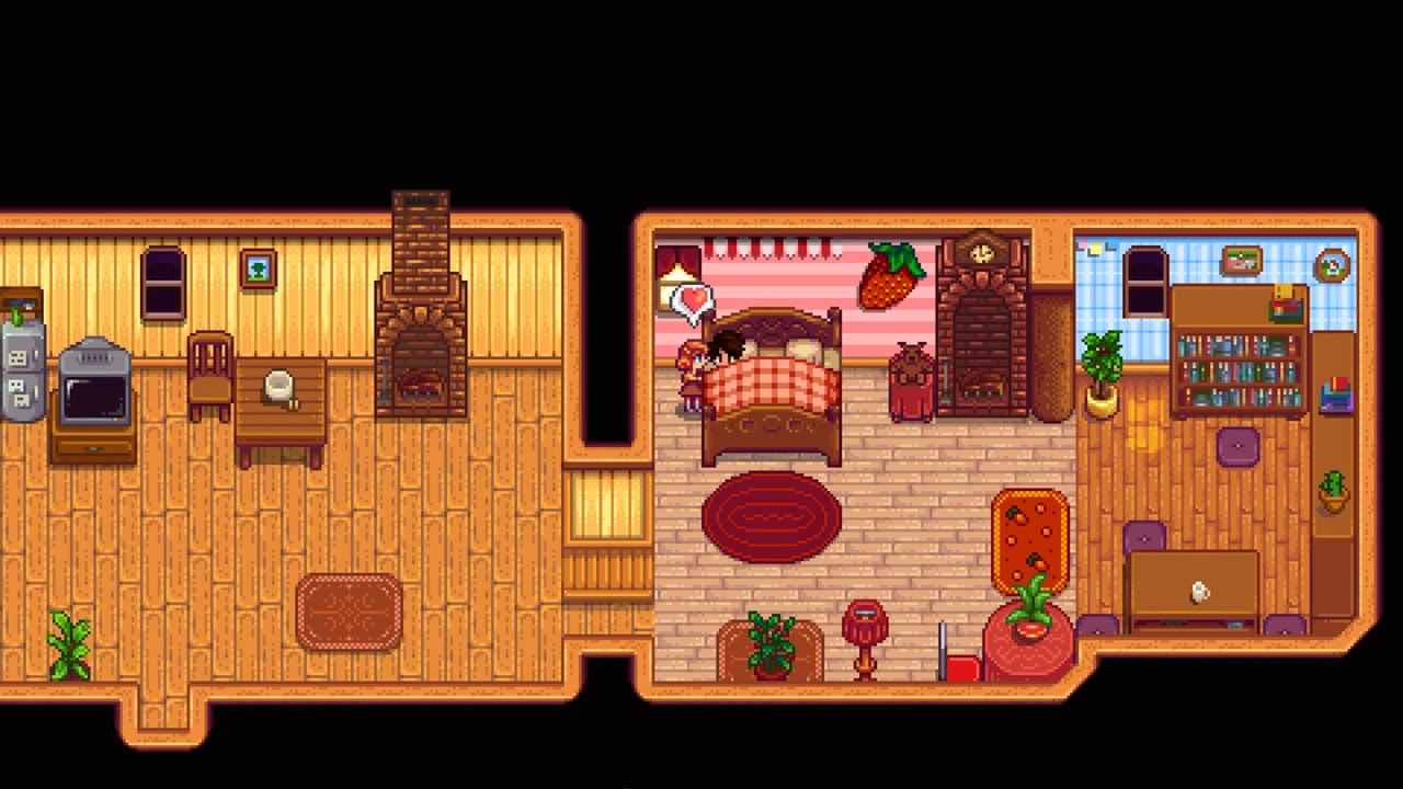 Stardew Valley 1.4: Penny's 14 Heart Event - All Choices ...